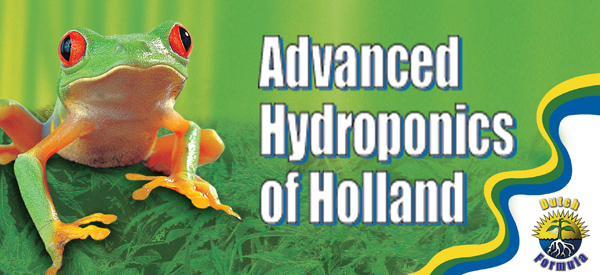 Advanced nutrients of Holland