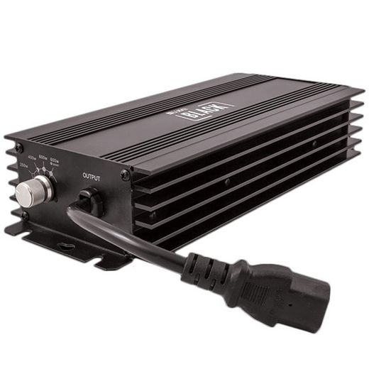 LUMii BLACK 600w Electronic Ballast dimmable